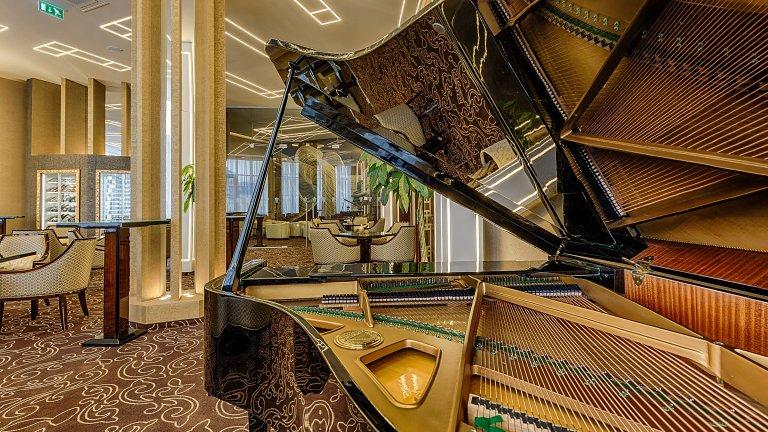 Soireé v Hoteli Royal Palace*****