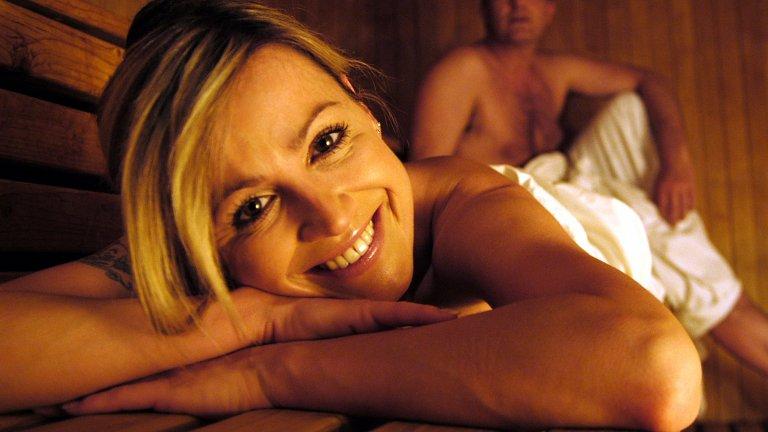 Sauna a jej blahodarné účinky