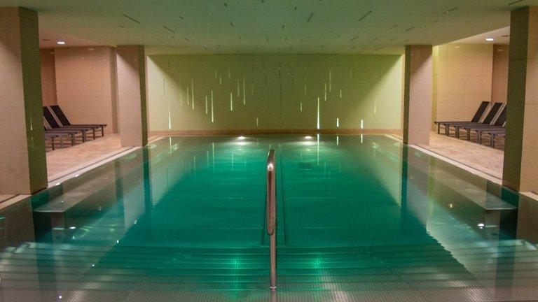 Smaragdový kúpeľ