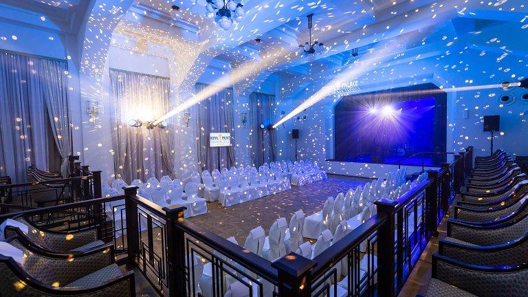 Nezabudnuteľná svadba v hoteli Royal Palace*****