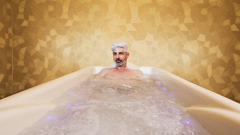 Citrínový kúpeľ