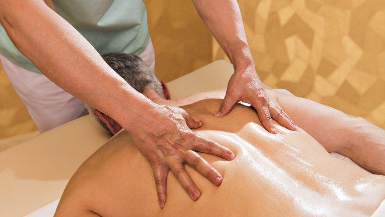 Celotelová klasická masáž