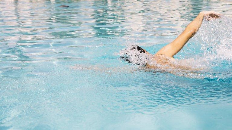 Plávaním k lepšiemu zdraviu