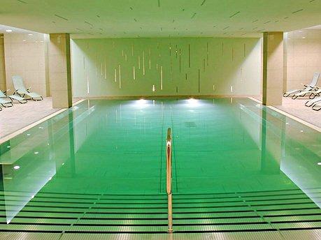 Smaragdový kúpeľ+zábal